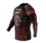 Рашгард Smmash Samurai Long Sleeve